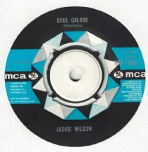 Jackie Wilson - I get the sweetest feeling c/w Soul Galore